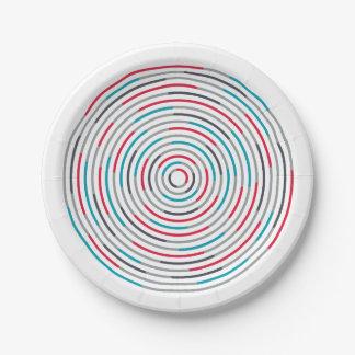 #Hypnotize Assiettes En Papier