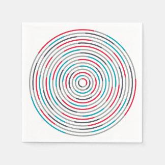 #Hypnotize Serviette En Papier