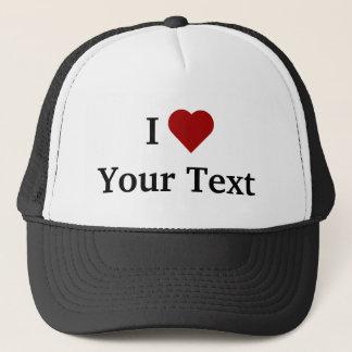 I casquette de coeur (personnalisez)