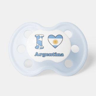 I love Argentina Fopspeen