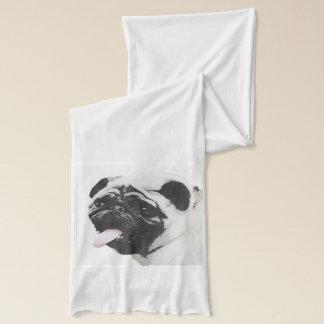 I Luv Mijn Pug Sjaal