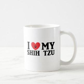 ♥ I mon Shih Tzu Mug