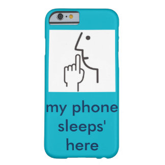 i phone case barely there iPhone 6 hoesje