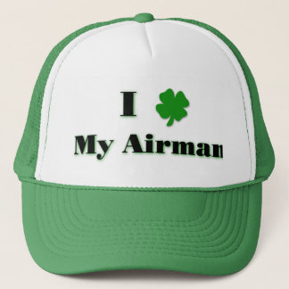 I (trèfle) mon casquette d'aviateur