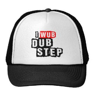 I Wub Dubstep Casquettes De Camionneur