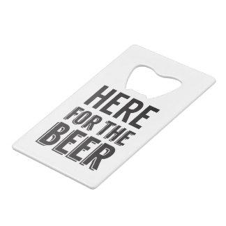 Ici pour dire drôle de bière de bière
