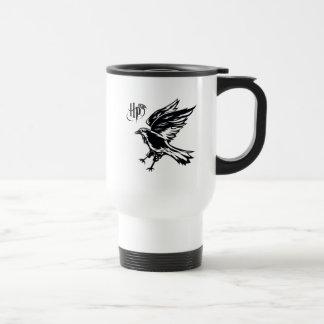 Icône de Harry Potter | Ravenclaw Eagle Mug De Voyage En Acier Inoxydable
