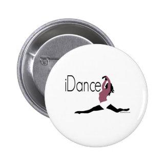 idance ronde button 5,7 cm