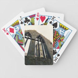 Iers Kasteel - Vesting - dichtbij de Poorten Poker Kaarten