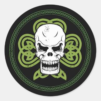 Ierse Punk Sticker