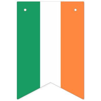 Ierse Vlag, Bunting van de Partij van de Pret Vlaggetjes