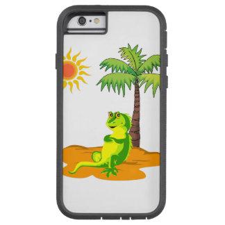 Iguane dans le désert coque iPhone 6 tough xtreme