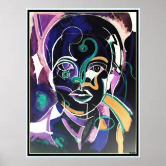 Ik ben Abstract Poster