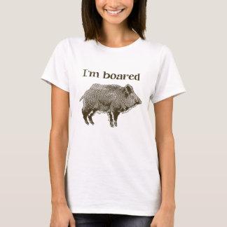 Ik ben Boared T Shirt