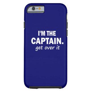 Ik ben de Kapitein. Krijg over het - grappig Tough iPhone 6 Hoesje