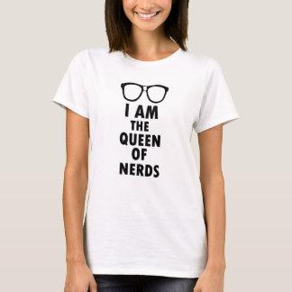 Ik ben de Koningin van Nerds T Shirt