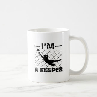 Ik ben een Bewaarder - het design van de Keeper Koffiemok