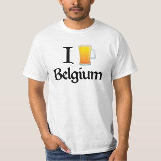 Ik houd van België T Shirt