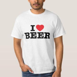 Ik houd van bier t shirt