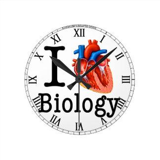 Ik houd van Biologie Ronde Klok