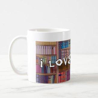 Ik houd van Boek Koffiemok