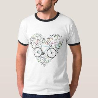 Ik houd van Mijn Fiets T Shirt