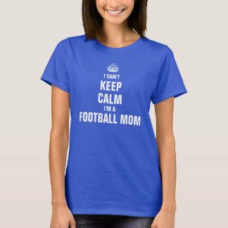 Ik kan niet kalm houden ik ben een Mamma van het T Shirt