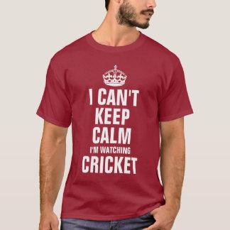 Ik kan niet kalm houden ik let op Veenmol T Shirt