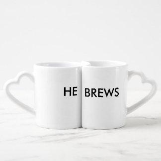 Il brasse mug