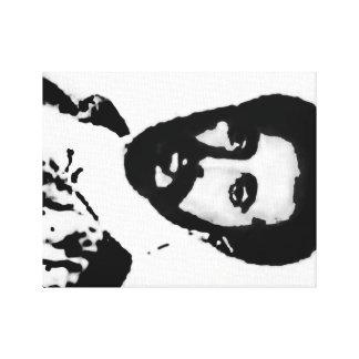 IL copie de toile de Haile Selassie I
