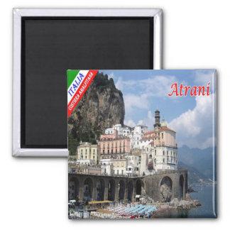 IL - côte de l'Italie - d'Amalfi - Atrani Magnet Carré