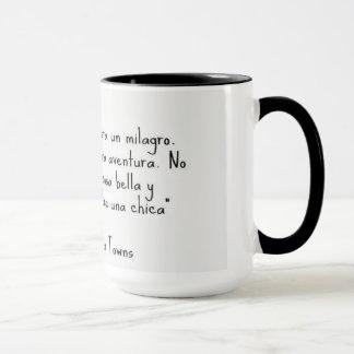 il effiloche de paper towns mug