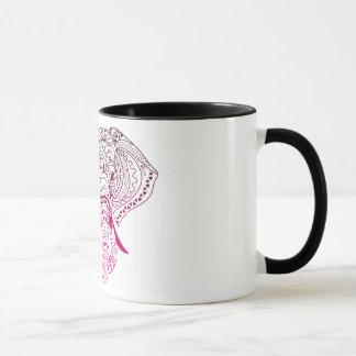 il effiloche elephant mug