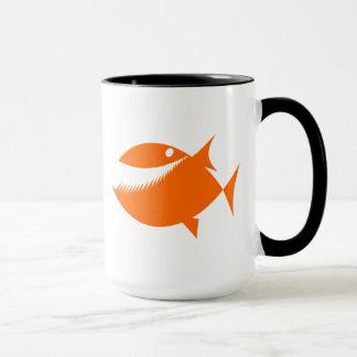 Il effiloche pour des pêcheurs mug