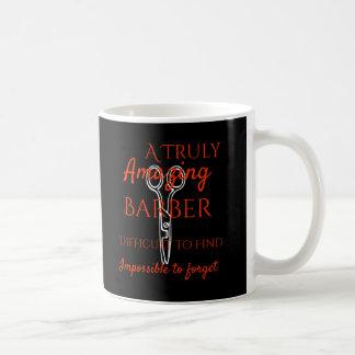 Il est difficile trouver un coiffeur véritablement mug