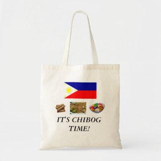 Il est temps de Chibog ! sac à main de budget