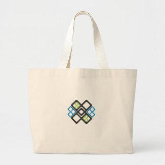 Il forme x sac en toile jumbo