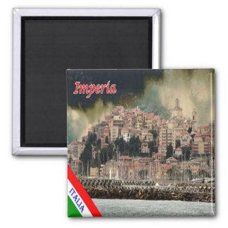 IL - l'Italie - Imperia Aimant