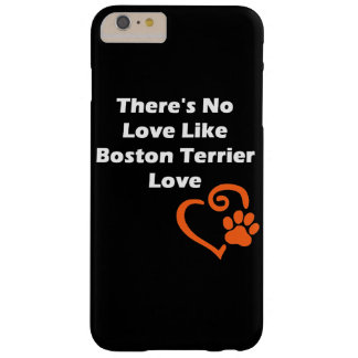 Il n'y a aucun amour comme l'amour de Boston Coque iPhone 6 Plus Barely There