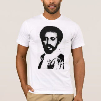 IL T-shirt de Haile Selassie I