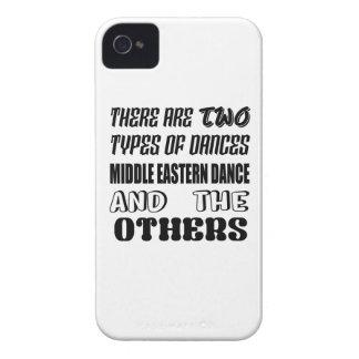 Il y a deux types de danse du Moyen-Orient de Coque Case-Mate iPhone 4