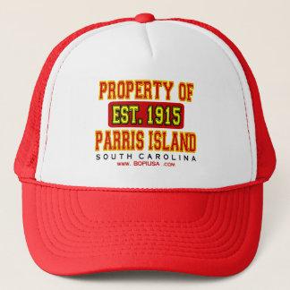 """Île de Parris """"1915"""" casquettes de camionneur"""