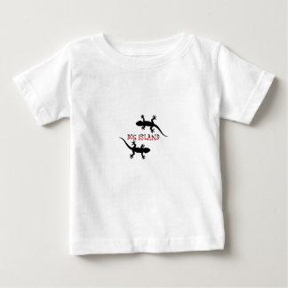 Île la Floride de chien T-shirt Pour Bébé