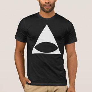Illuminati blanc t-shirt