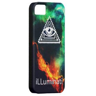 illuminati coque barely there iPhone 5