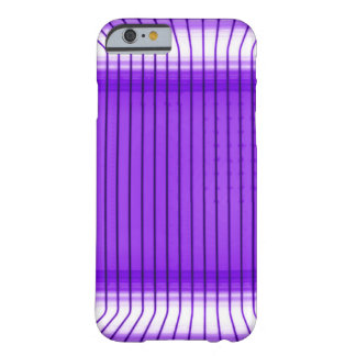 Illusion pourpre coque barely there iPhone 6