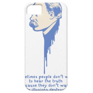 Illusions de Nietzsche Coque Barely There iPhone 5