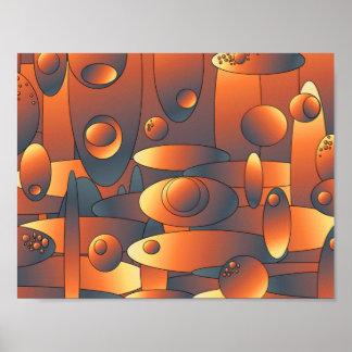 Illustration abstraite