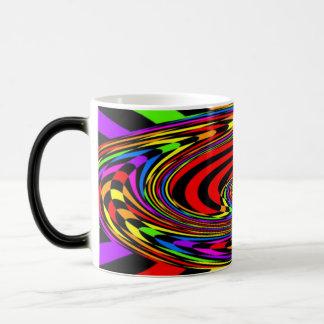 Illustration d'Abstarct Mug Magique