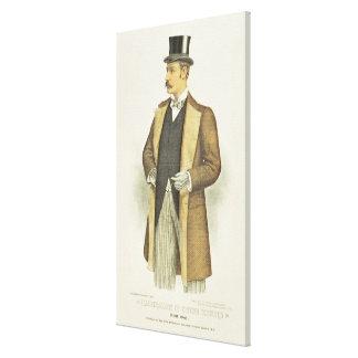Illustration de costume britannique, pub. par John Toiles